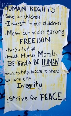 human rights and freedom quote